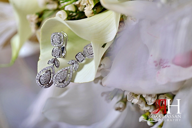 Sharjah_Sheraton_Wedding_Dubai_Female_Photographer_Rima_Hassan_bride_jewelry_earrings