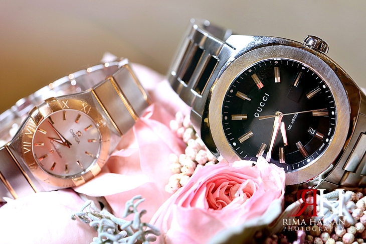 Majma_Ahlulbayt_Engagement_Dubai_Female_Photographer_Rima_Hassan_Photography_bride_groom_watch