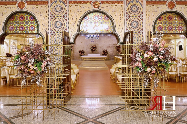 Majma_Ahlulbayt_Engagement_Dubai_Female_Photographer_Rima_Hassan_Photography_wish_kosha_decoration_stage_entrance